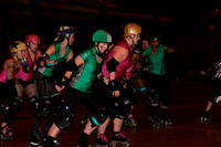 DC Roller Girls December 10. 2012