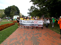 SlutWalk DC August 11, 2012