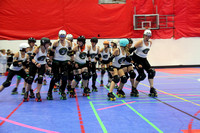 Dc All Stars (DC Roller Girls) vs Wall Street Traitors (Gotham Roller Derby)