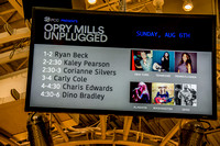 Ryan Beck, Opry Mills Unplugged 2017-08-06