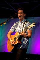 Andy Grammer, Tysons Plaza 08-22-2014