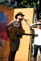 House of Hats, Hill Country Backyard BBQ  06-20-2014